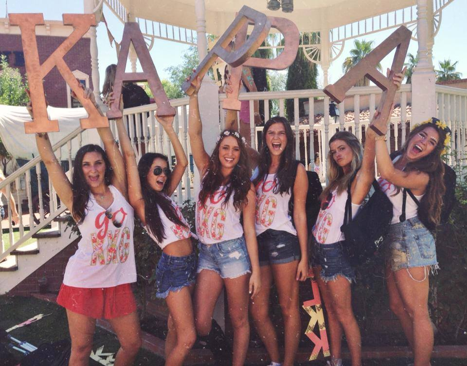 The top 50 sororities in america picked by our readers university