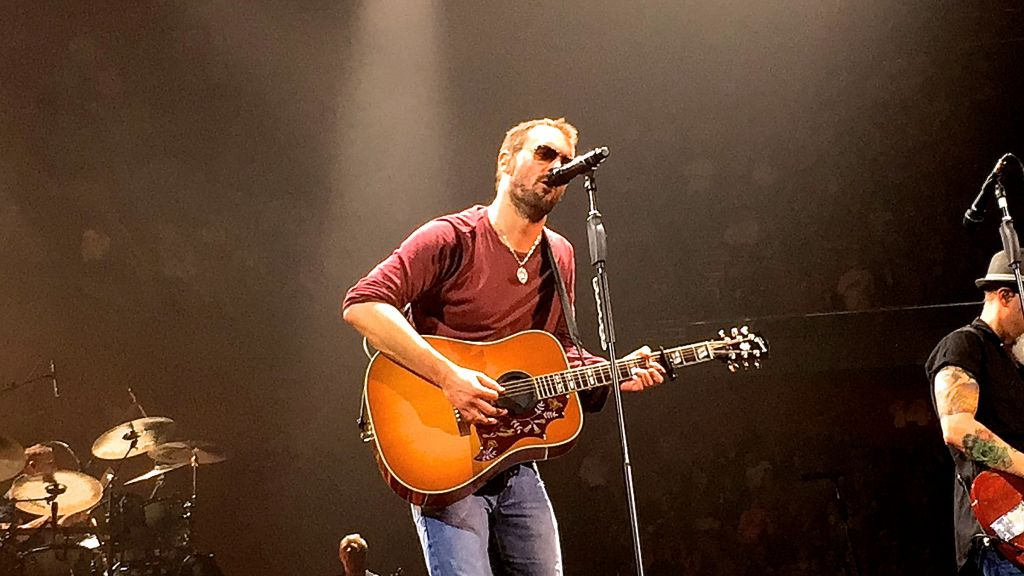 Eric Church The Outsiders World Tour Review