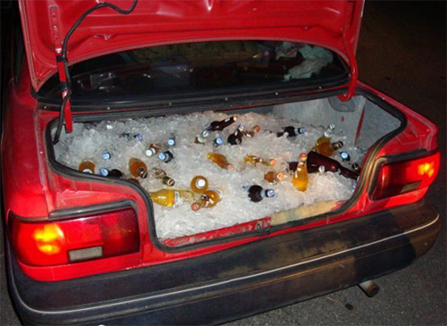 iced-beer-in-a-trunk