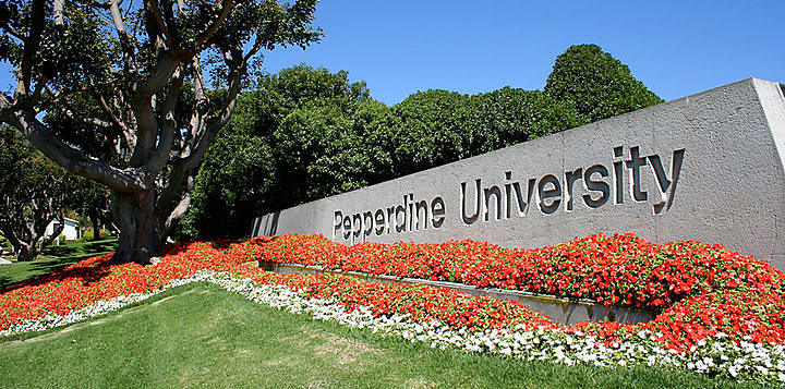 Pepperdine list of top party colleges