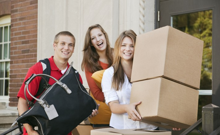 Four Things You Learn When Packing For College