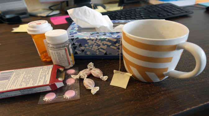 5 Reasons Why Getting Sick In College Is The Worst
