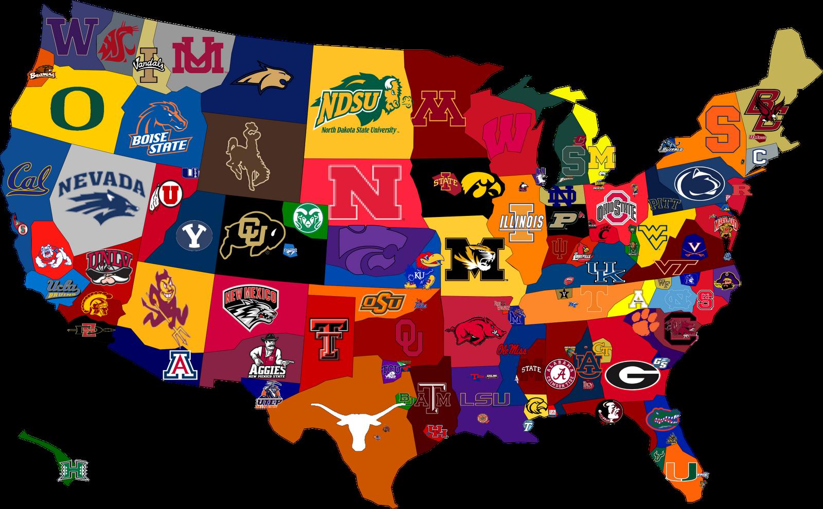 college football teams ncaff