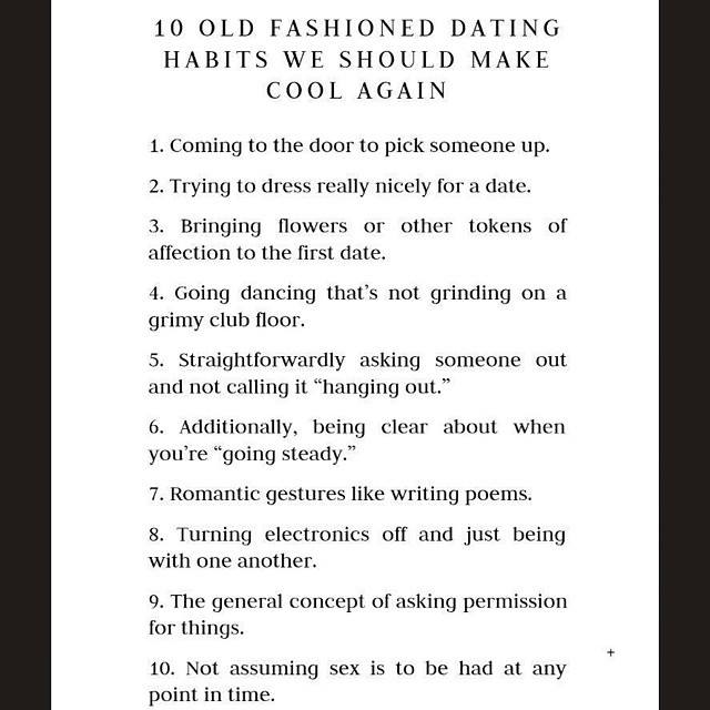 Old school dating sites