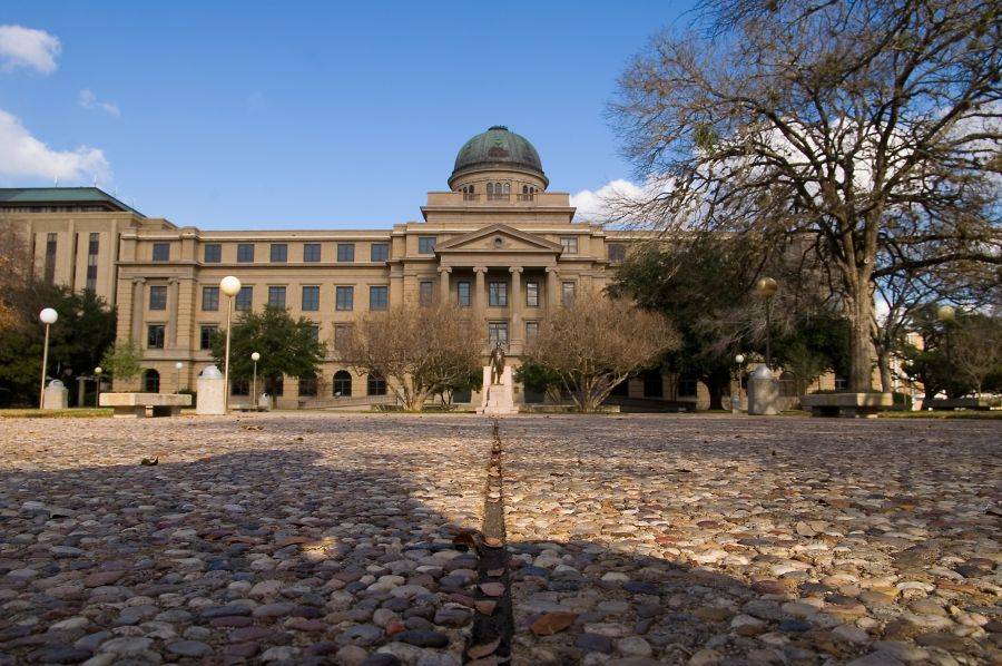 Texas A&M list of top party colleges