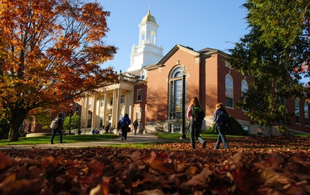 UConn list of top party colleges
