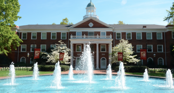 Elon list of top party colleges