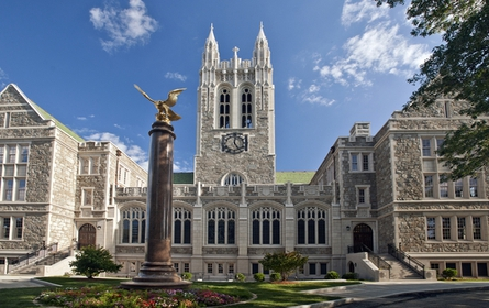 BC list of top party colleges
