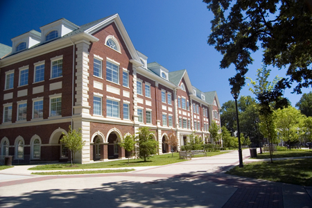 TCNJ list of top party colleges