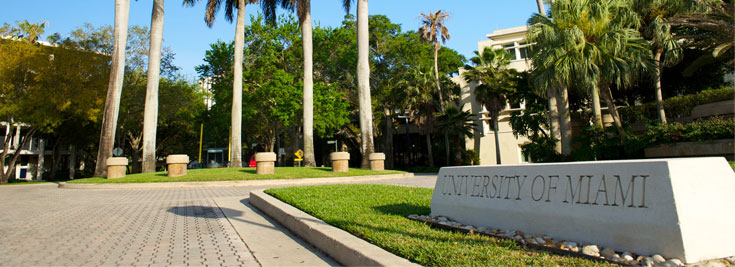 UMiami list of top party colleges