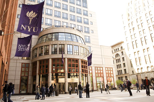 NYU list of top party colleges