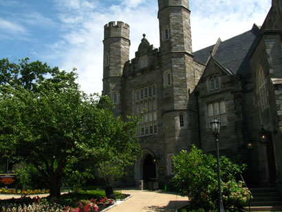 WCU list of top party colleges