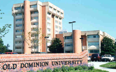 Old Dominion list of top party colleges
