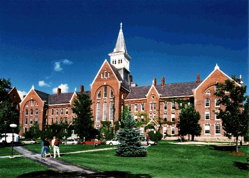 UVM list of top party colleges