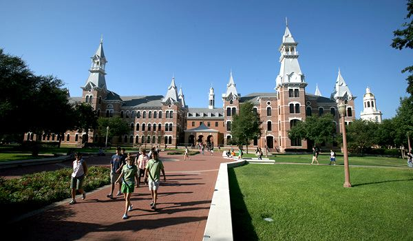 Baylor list of top party colleges