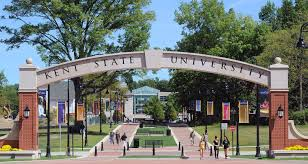 Kent State list of top party schools