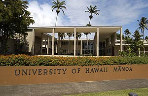 Hawaii list of top party colleges