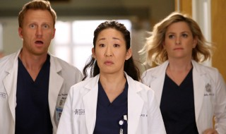 College Students Portrayed by Grey's Anatomy Characters