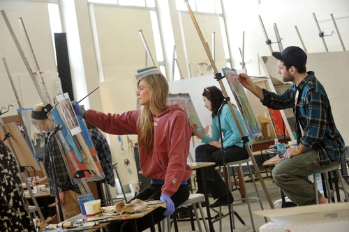 art and gen ed course General education course even though both contribute to a breadth of knowledge it also is expected that numerous upper level courses will help students achieve the learning outcomes prior to graduation.